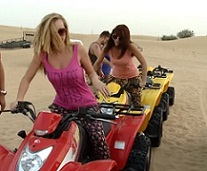 Desert Safari Quad Bike