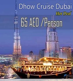 Dhow Cruise Deals
