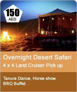 Overnight Desert Deals